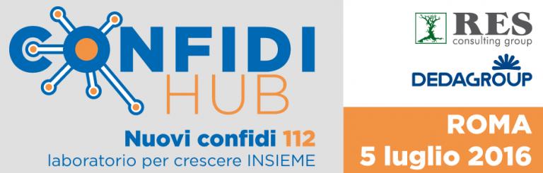 Confidi HUB: evento dedicato ai Confidi 112