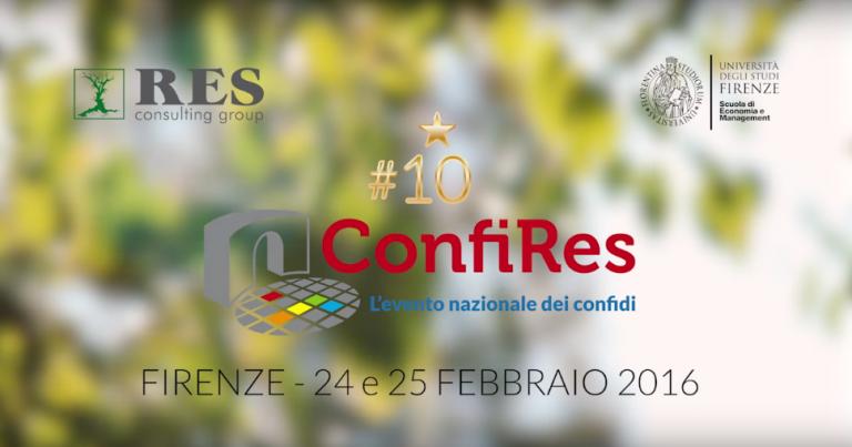 Convegno Nazionale dei Confidi 2016 – Video Highlights