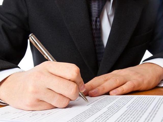 Contratto: firma di tutte le pagine?