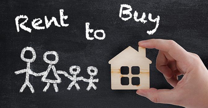 """Il Rent to Buy: l'acquisto """"alternativo"""""""